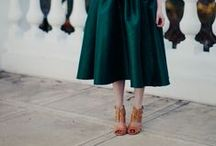 A u t o m n   M o o d  outfit / fashion, color, design, dress, outfit