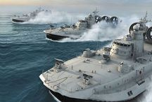 Militarny In see / Warships mainly