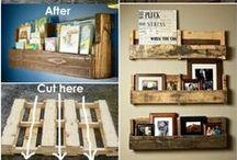 Crafts and DIY.