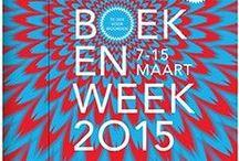 Boekenweek 2015 / Waanzin is het thema van de Boekenweek 2015