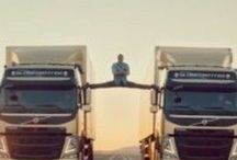 Trucks Commercial / Ads with trucks.