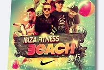 Ibiza Fitness Beach 2015 / Info & Inscription www.ibizafitnessbeach.com