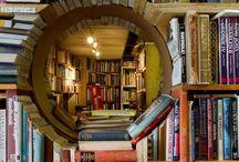 Bibliotecas / Bibliotecas e Arrumações Literárias