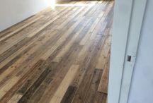 Our Home- Het Kleine Kasteel / Our home, retro, vintage, wood, simple, furniture, kitchen, living
