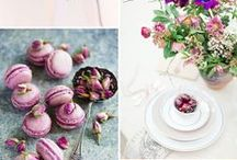Colour Trend Marsala / The latest trends for weddings.