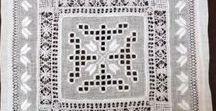 mereżka/hemstitch/deshilado / mereżka i inne hafty ażurowe