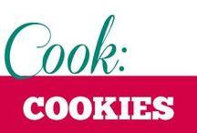 Cook || Cookies / Cookies, cookies, cookies... need I say more?