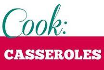 Cook || Casseroles / Baked casserole.