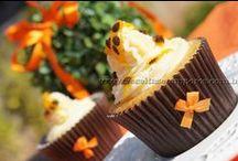 MUFFINS e CUPCAKES / Diversas opções de sabores de Muffins e Cupcakes.