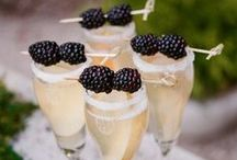 Creative Wedding Food & Drinks / Unique and creative ideas for anyone's special day. Using classic wedding essential in new and innovative ways.