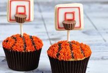 Sports Themed Parties / Celebrate your favorite team or sport with color coordinated party supplies.