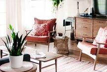 Interior / Spaces / Home decor