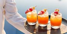 Signature Cocktails & Drinks