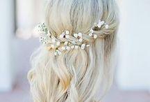 Simple bridesmaid hair styles