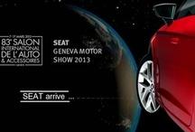 The Geneva Motor Show 2013 / Vous rêvez de vous rendre au 83ème salon de Genève pour découvrir les nouveautés #SEAT et #VW VU, mais vous n'en avez pas la possibilité ? Pas d'inquiétude : nous vous proposons une visite du salon, tout en images.