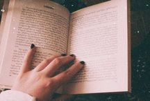 Books/Reading.  / ..because I adore reading good books, it's good for the soul. / by Rebecca Flory