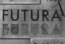 Typography / by El Ático Casa de Artes y Oficios