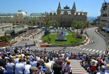 F1 Travel - Monaco / Pictures and links related to the iconic Monaco Formula 1 Grand Prix. The next race will be held on 21-24 May, 2015. Travel info and guides for F1 fans from http://f1destinations.com/