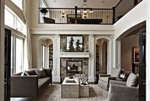 Living Rooms / If I had the money, I would choose from these beautiful modern designs.
