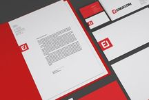 Stationery / Stationery design, corporate design, corporate identity, business cards