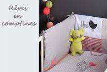 / TOUR DE LIT / / Des tours de lit bébé jolis, pratiques, sécurisants.  Que vous choisissiez un tour de lit pour garçon ou pour fille, celui-ci est conçu en tissu, dans des tons doux, afin de s'intégrer au mieux à la décoration de la chambre de l'enfant. #bébé #naissance #sucredorge #tourdelit