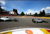 F1 Travel - Belgium, Spa Francorchamps / Pictures and links related to the  Belgian Formula 1 Grand Prix at the historic Spa Francorchamps circuit. The next race will be held August 21-23, 2015. Travel info and guides for F1 fans from http://f1destinations.com/