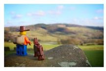 Legography / A little project that is BIG fun!