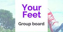 Your feet!- Group /  This board is for anyone who wants to share foot care resources #crackedheels #heelcare #dryskin DIY Footcare