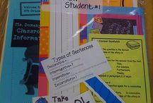 Classroom Organization & Set-Up