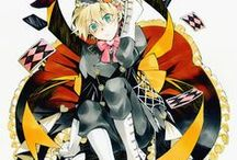 Pandora Hearts Dress Up: Oz