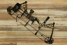 Archery / Information on all our bows and the accessories we carry