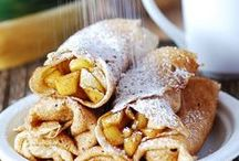 Recipes - Deserts, Sweets / Desserts, Cookies, Muffins, anything sweet