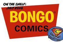 On The Shelf: Bongo Comics / News and reviews of all things Bongo Comics