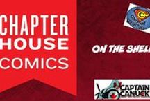 On The Shelf: Chapter House Comics / News, Reviews and what is on the shelf