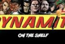On The Shelf: Dynamite Comics / News and reviews of all things Dynamite Entertainment