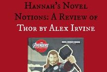 Book Reviews / Book reviews from Hannah's Novel Notions and Goody's Publication Audit hosted by Constant Collectible