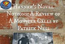 Hannah's Novel Notions / Reviews of anything worth reading and of interest Curtosy of Hannah and Constant Collectible