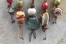 DIY - Jewellery, Beads, Perlers / Jewelry of all mediums - beads, perler beads, tin, wire, cloth, melting bead projects, jewellery-making inspiration