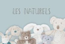 / LES NATURELS / / Les Nouveaux doudous ORIGINAUX ! Doux et Rigolos, découvrez les nouveaux petits amis tout doux pour le sommeil de bébé...