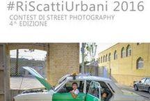 """#RiScattiUrbani 2016 / 4° edizione del contest di street photography organizzato da Azar in """"Tandem"""" con A Store.  """"Le fotografie si possono trovare ovunque, bisogna semplicemente notare le cose e organizzarle, ma soprattutto bisogna avere cura di ciò che ci circonda e avere interesse per l'umanità e la commedia umana"""". Eliott Erwitt. REGOLAMENTO E PREMI http://azarcomunicazione.com/riscatti-urbani-2016-4a-edizione-del-contest-di-street-photography/"""