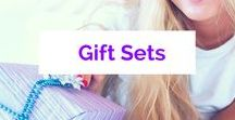 Beauty Gift Sets / Because I never know what to buy people.  Beauty gifts set make great presents