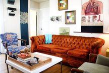 HOME DECOR|LIVING ROOM / #INTERIOR