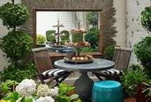Small Space & City Gardening / Small-space Gardening Inspiration and Education - City Gardening Tips and Techniques