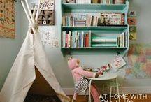 * DECO * Children Room * DECO * Chambre d'enfants / Decoration, interior, children, bedroom, playroom