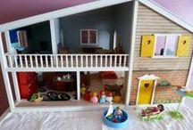 * PLAY * Doll House * JEU * Maison de poupée