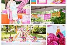 Parties/Events & Baby Showers