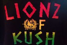 Kushite Merchandise_Kushite T-shirts & more / Kushite Merchandise_Kushite T-shirts & more Lionz of Kush T-shirts & more VI Reggae #Reggae clothing #Rasta Clothing#Rasta apparel