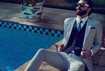 * man's style * / by Marina Valentina