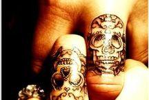 Tattoos / by Flipp Martello