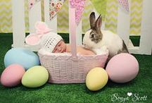 easter shoot diy props/shoot ideas